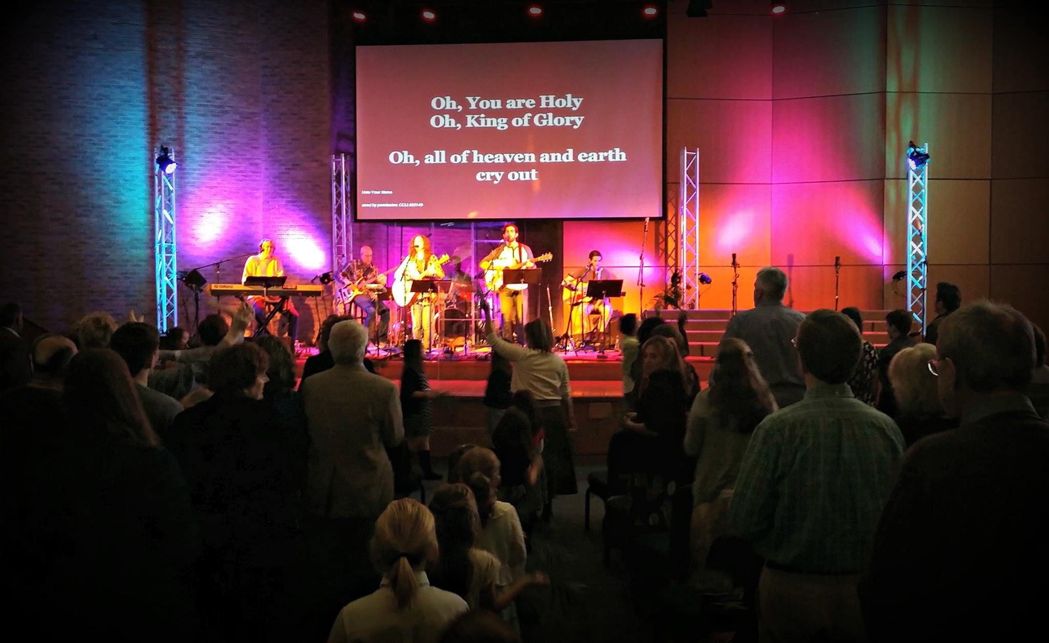our future church above annual projects and measurable accomplishments we desire our community to provide an environment that opens the way for people to see who god is