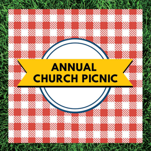 Belmont Church Community Picnic