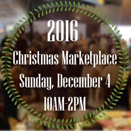 Christmas Marketplace