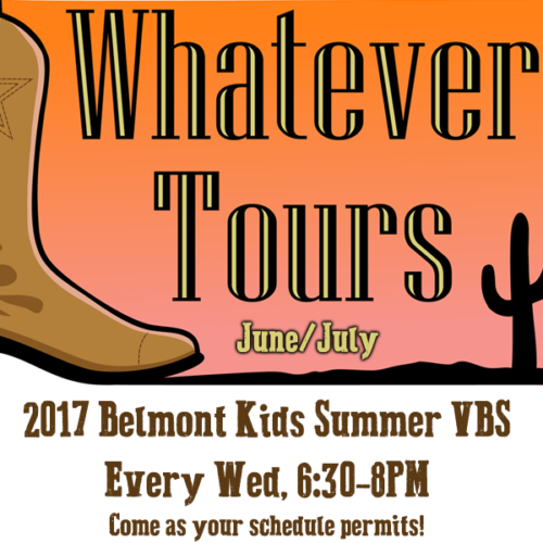 VBS: Whatever Tours