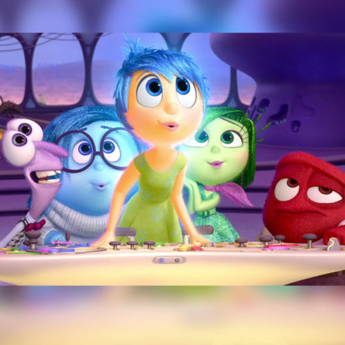 Movie Night: Inside Out