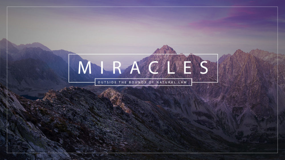 Miracles: The Power of Community