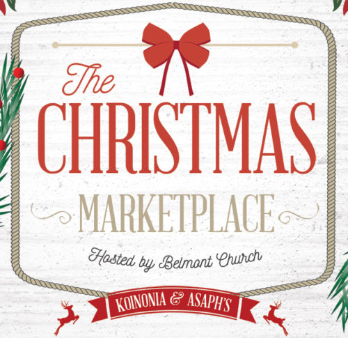 The Christmas Marketplace
