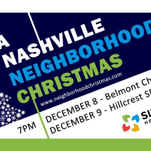 A Nashville Neighborhood Christmas