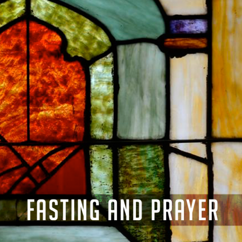 Daily Prayer During Fast