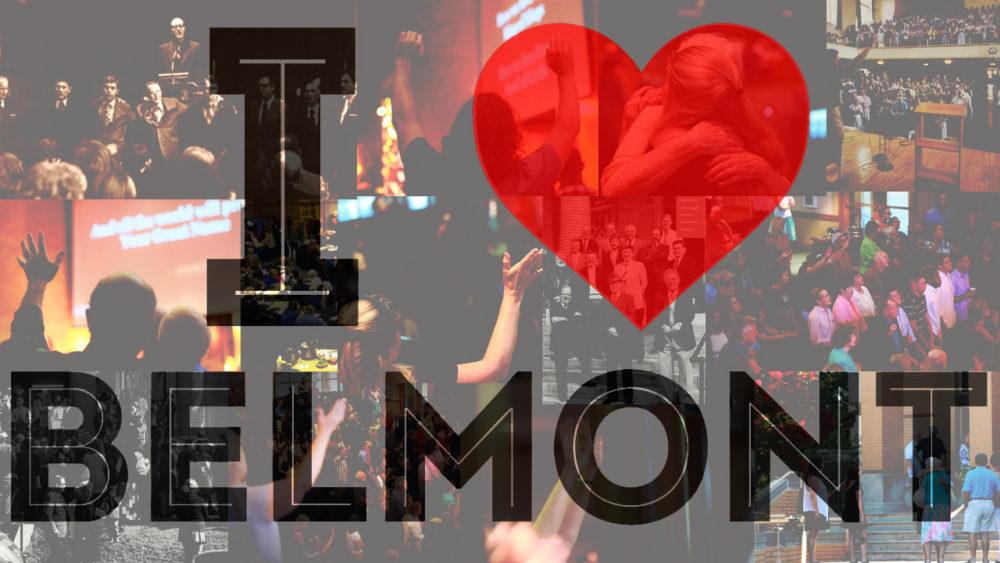 Why I Love Belmont