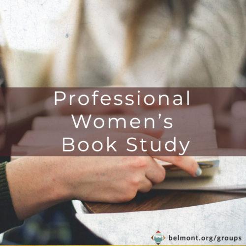 Professional Women's Book Study: Vanderbilt