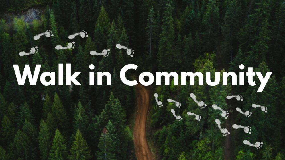 Walk in Community Part II