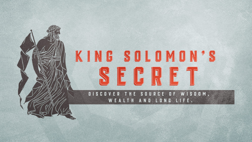 King Solomon's Secret Part 2