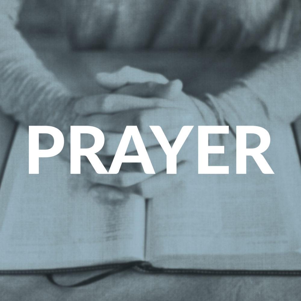 Prayer @ Belmont!