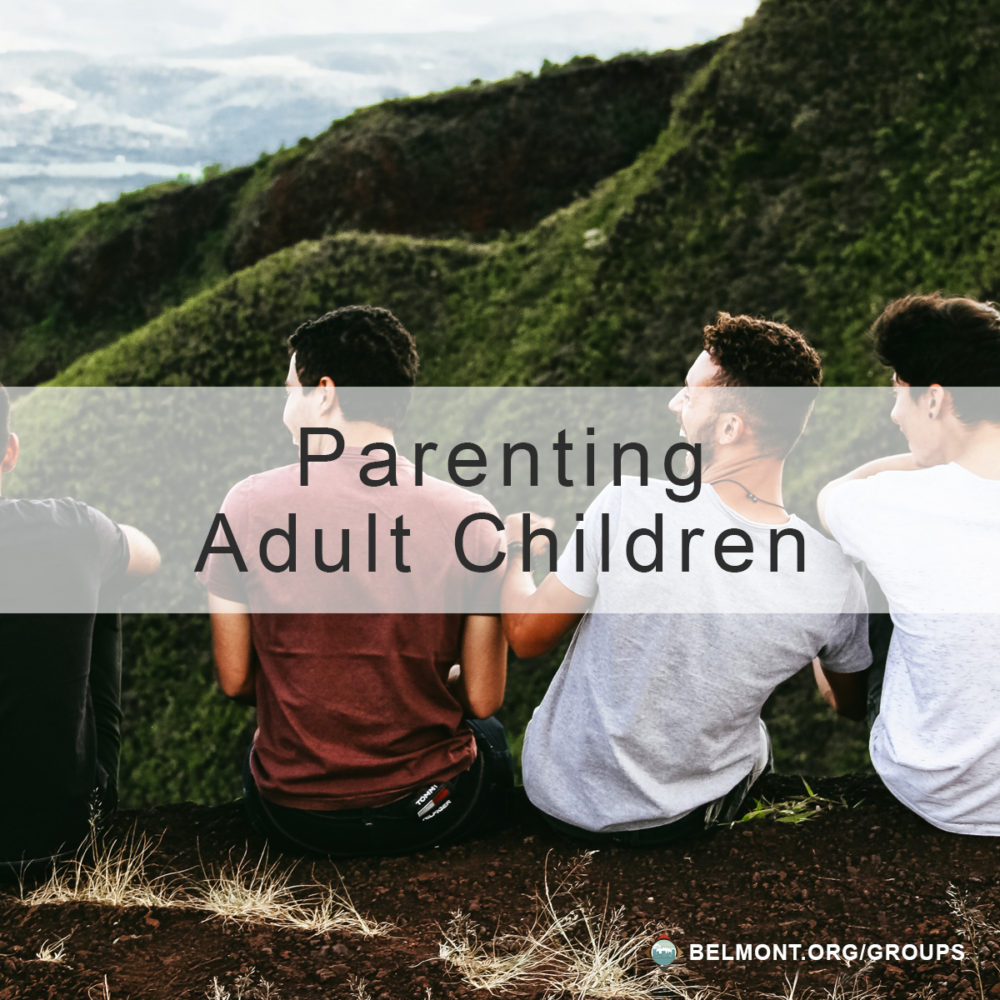 Parenting Your Adult Children Group