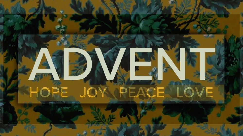 Advent :: Hope