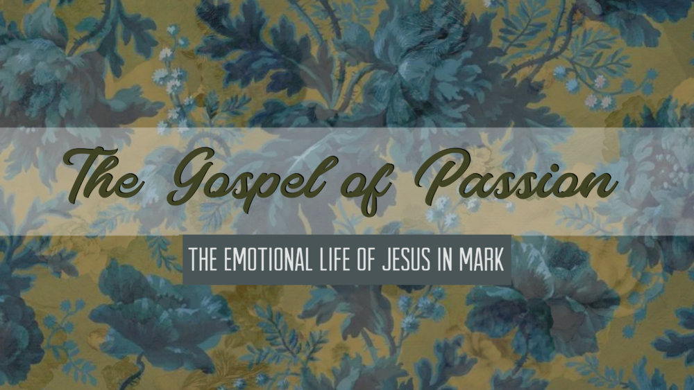 The Gospel of Passion :: Two Unforgettable Meals