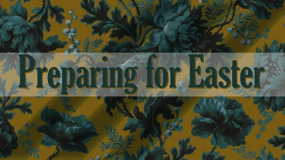 Preparing For Easter :: Who Does Jesus Think He Is?