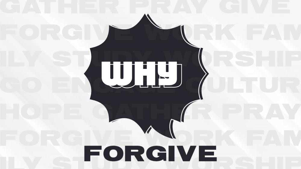 Why Forgive :: Mick Antanaitis