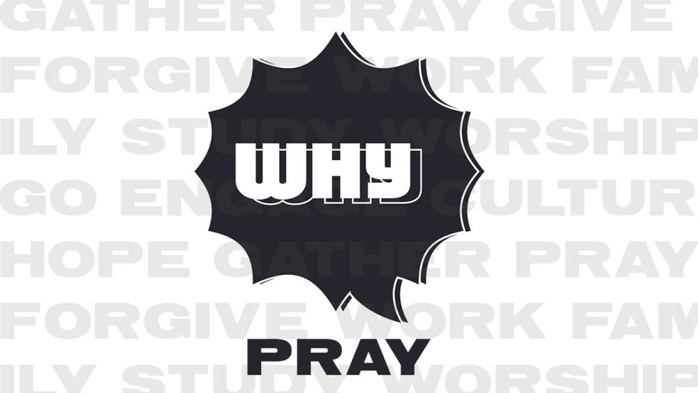 Why Pray :: Mimi Davis